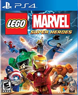 LEGO Marvel Super Heroes - PlayStation 4 (B00DUARBTA) | Amazon price tracker / tracking, Amazon price history charts, Amazon price watches, Amazon price drop alerts