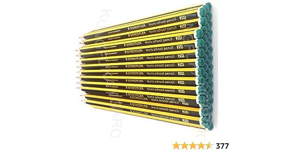 Box of 36 Staedtler Noris Norris School Pencils Boxed HB