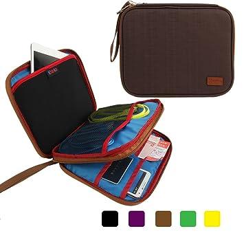Teckone Universal Portable Organizer Double Compartment