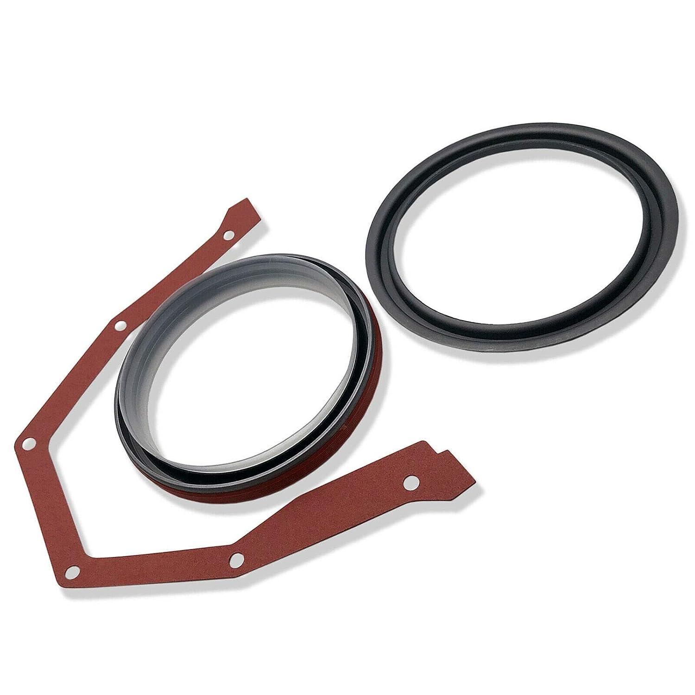 CBK Rear Main Crankshaft Oil Seal kit 3925529 for Dodge Ram Cummins Diesel 4BT 6BT 5.9L
