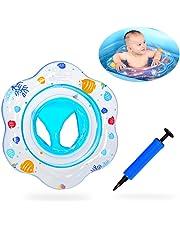 Attiant Anillo de Natación para bebé, Flotador para bebé con Asiento, Flotador de Natación