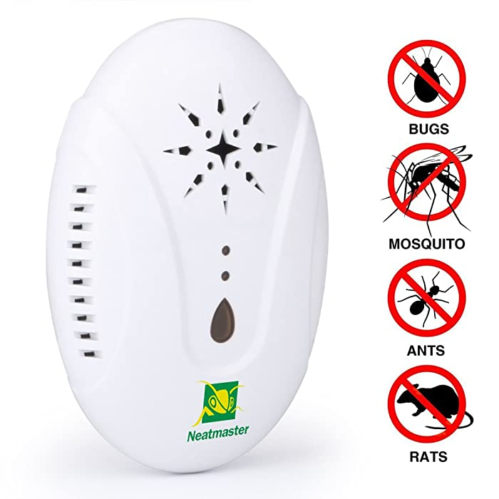 Neatmaster Ultrasonic Pest Repellent