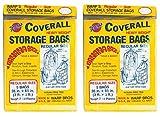 Warp'S Storage Bag Banana Bag Regular Yellow 36'' X 60'' 5 Bags Per Pack - 2 Pack (Total 10 Bags)