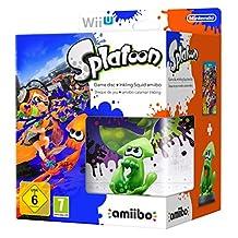Splatoon & Inkling Squid Amiibo Collector's Limited Edition Bundle [Nintendo Wii U]