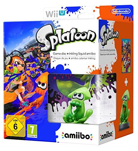Splatoon Special amiibo Nintendo Wii U