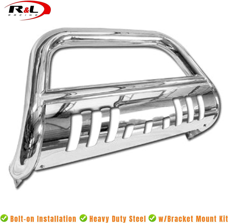 HS Power Chrome Bull Bar 2004-2015 for Nissan Titan//Armada S//S Push Bumper Guard Brush Grill Grille