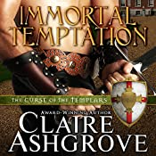 Immortal Temptation | Claire Ashgrove