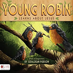 Young Robin Learns about Jesus Audiobook