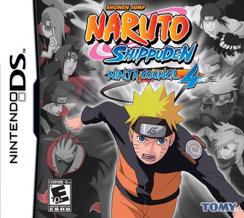 NARUTO Shippuden: Ninja Council 4 - Nintendo DS