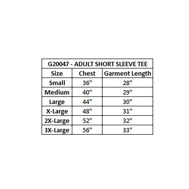 Case IH Swoosh Adult Short Sleeve Tee