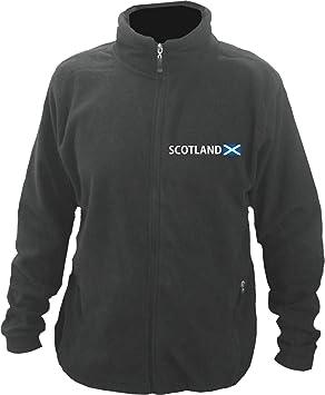 HB_Druck Scotland Chaqueta Forro Polar con Pecho Stick ...