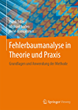 Fehlerbaumanalyse in Theorie und Praxis