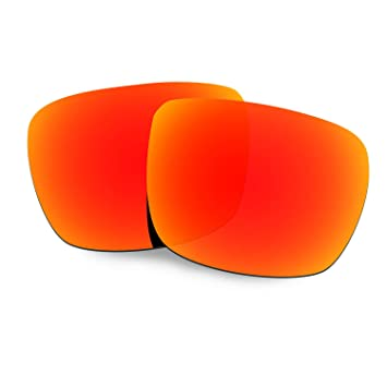 23f66d21883 Hkuco Plus Mens Replacement Lenses For Spy Optic Helm Sunglasses Red  Polarized
