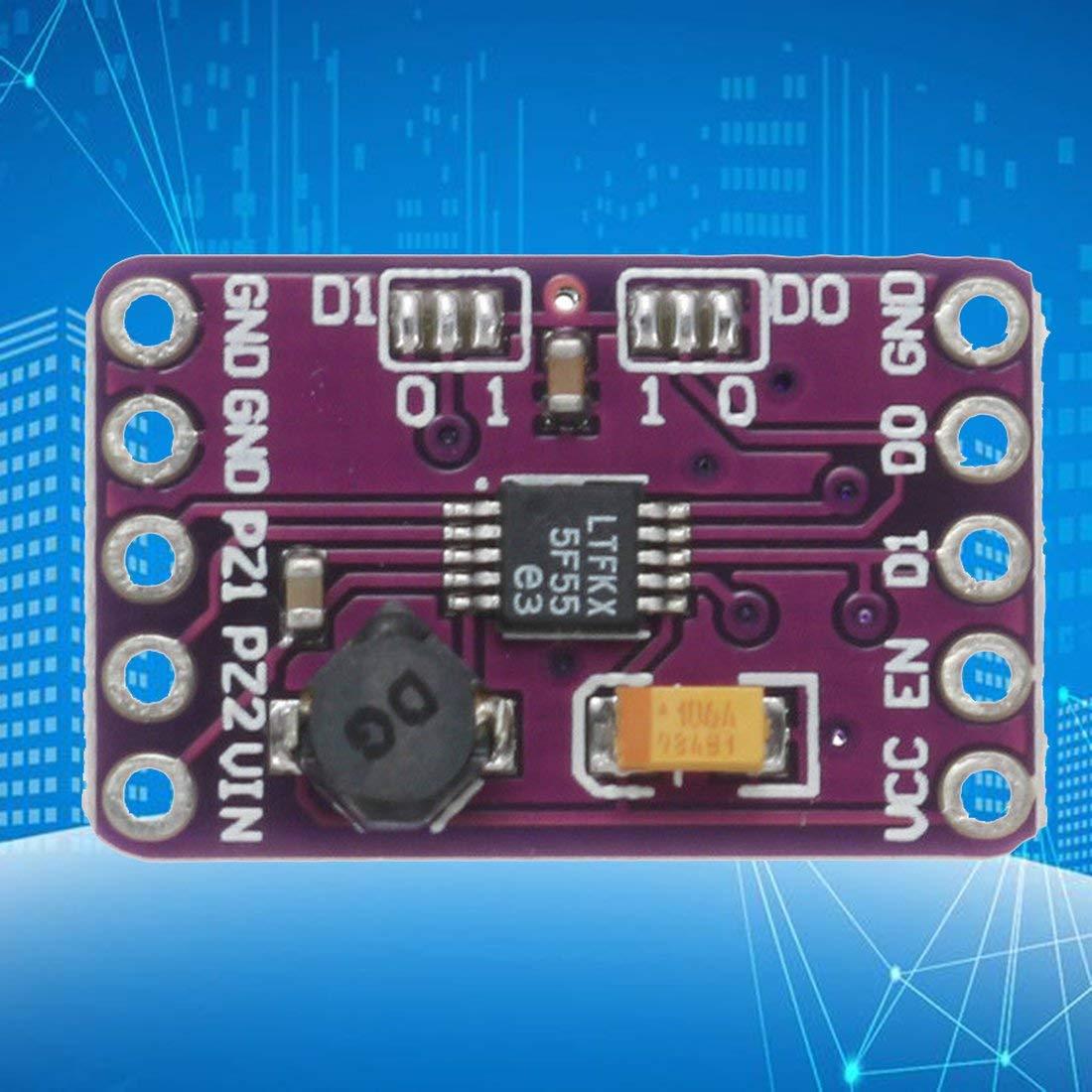 GY-LTC3588 Capteur LTC3588 LTC-3588 de capteur d/énergie pour capteur d/énergie Arduino Pourpre