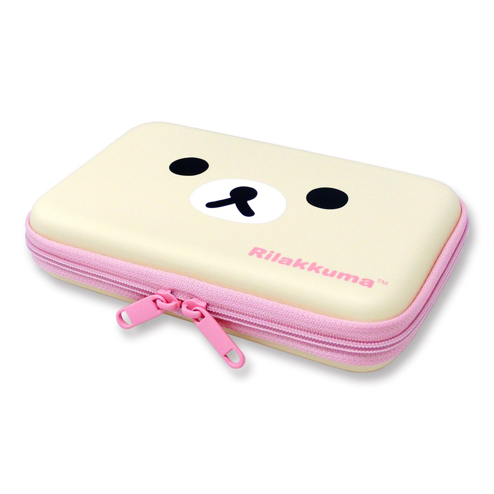 Amazon.com: Nintendo and San-X Official Kawaii new3DS XL ...