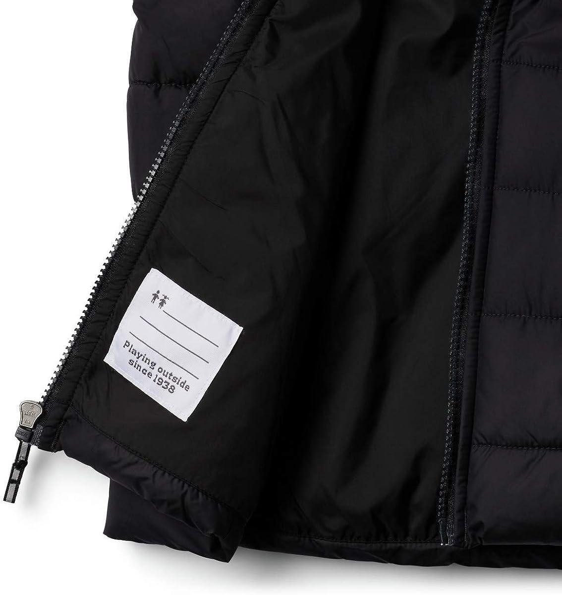 Columbia Kids /& Baby Powder Lite Puffer Vest