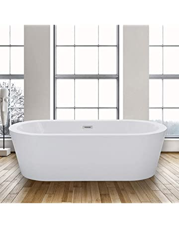Bathtubs For Sale >> Freestanding Bathtubs Amazon Com