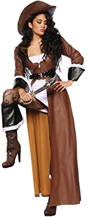 Stilikone Disfraz Set Piratas de Novia para Carnaval y a12633 ...