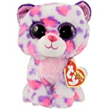 7bb6755442c Amazon.com  Ty Beanie Boos Dreamer - Leopard (Justice Exclusive ...