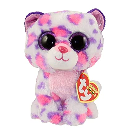 Ty Beanie Boos Serena - Snow Leopard (Justice Exclusive)