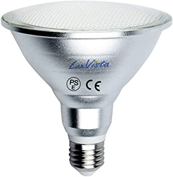 Luxvista 15W Par38 E27 Impermeable Foco Lámpara Bombilla Proyector ...