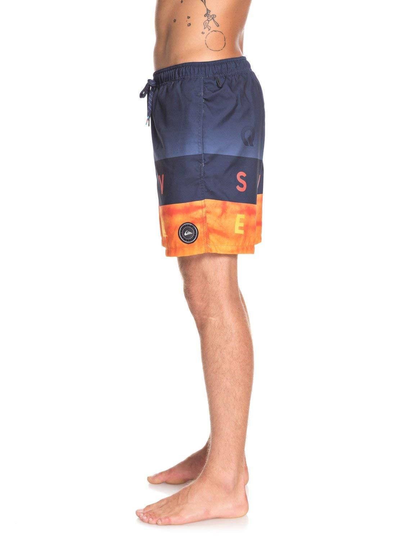 Hombre QUIKSILVER Word Block Shorts
