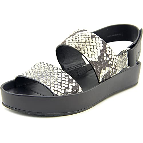 d7e4dc44e88 Amazon.com  Vince Women s Marett Flatform Sandals