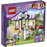 LEGO Friends 41124 Heartlake Puppy Daycare Building Kit...