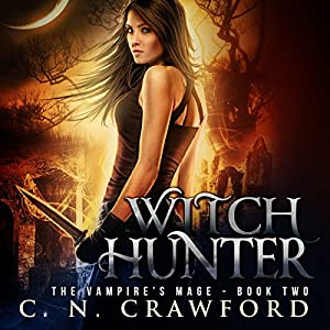 Witch Hunter Audiobook