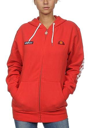 Shirt Sweat Femme Xxs Ellesse Rouge exBEoQdCrW