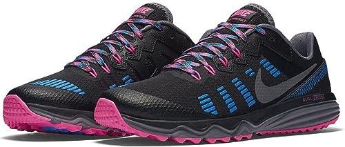 A veces vestíbulo amante  Womens Nike Dual Fusion Trail 2 Trainers Black 819147 002: Amazon.de:  Schuhe & Handtaschen