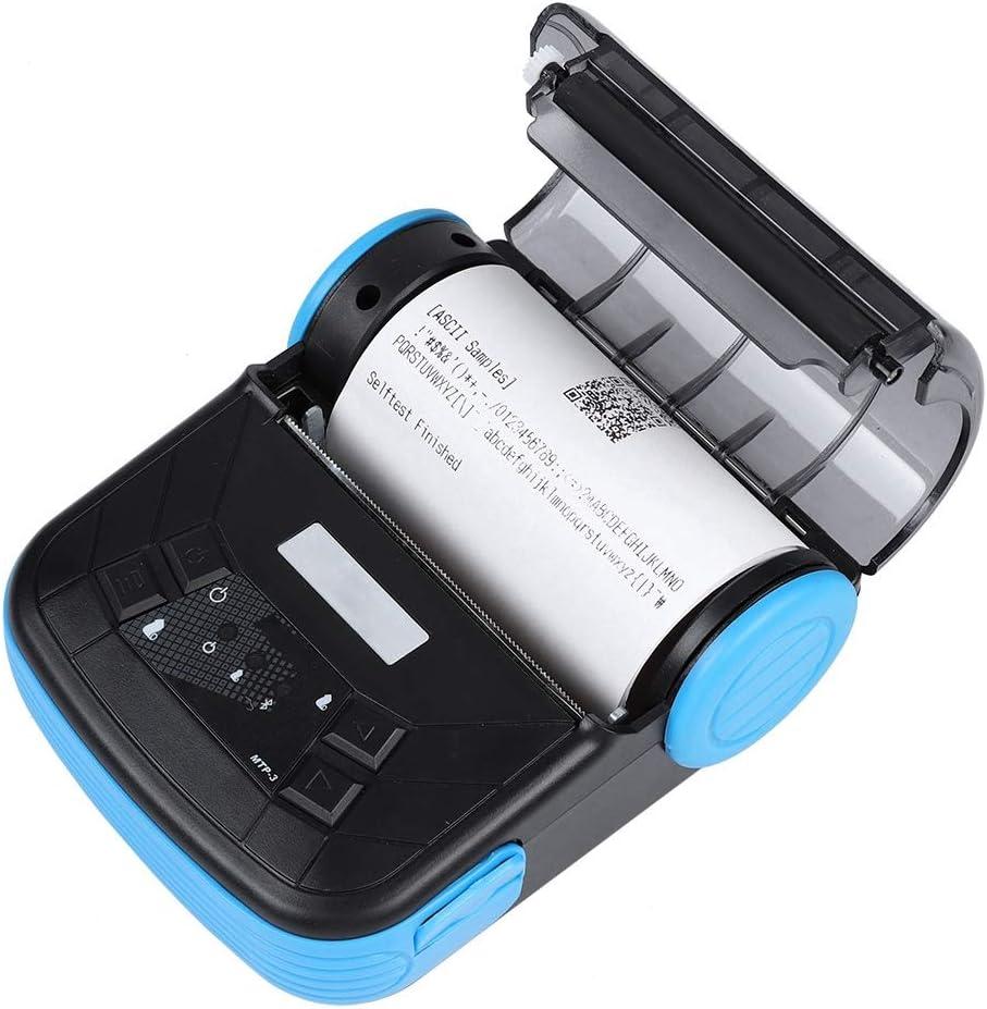 Amazon.com: Thermal Receipt Printer, 80mm USB POS Printer ...
