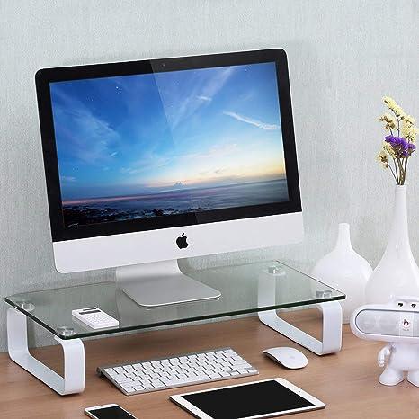 FITUEYES Cristal Elevador del Monitor Claro DT106004GW