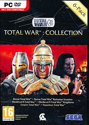 (Total War Collection (Rome Gold / Medieval 2 Gold / Napoleon / Empire Total War))