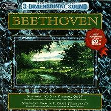"Beethoven: Symphony No. 5 in C minor, Op. 67 & Symphony No. 6 in F, Op. 68 (""Pastoral"")"