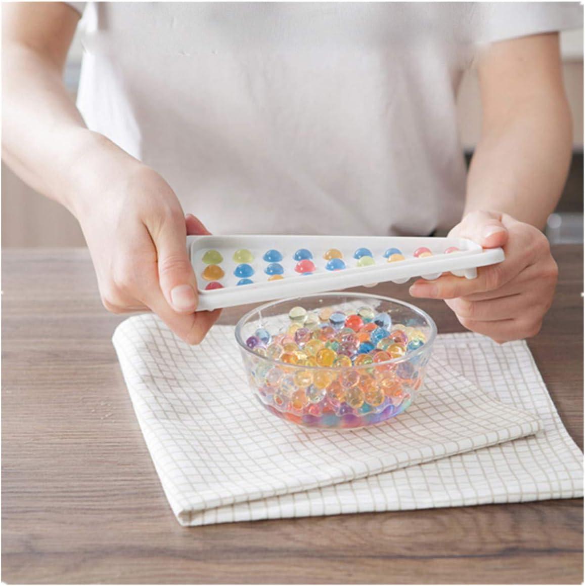 Compra Smniao Cubitera de Silicona con Tapa, 27 Colores, para ...