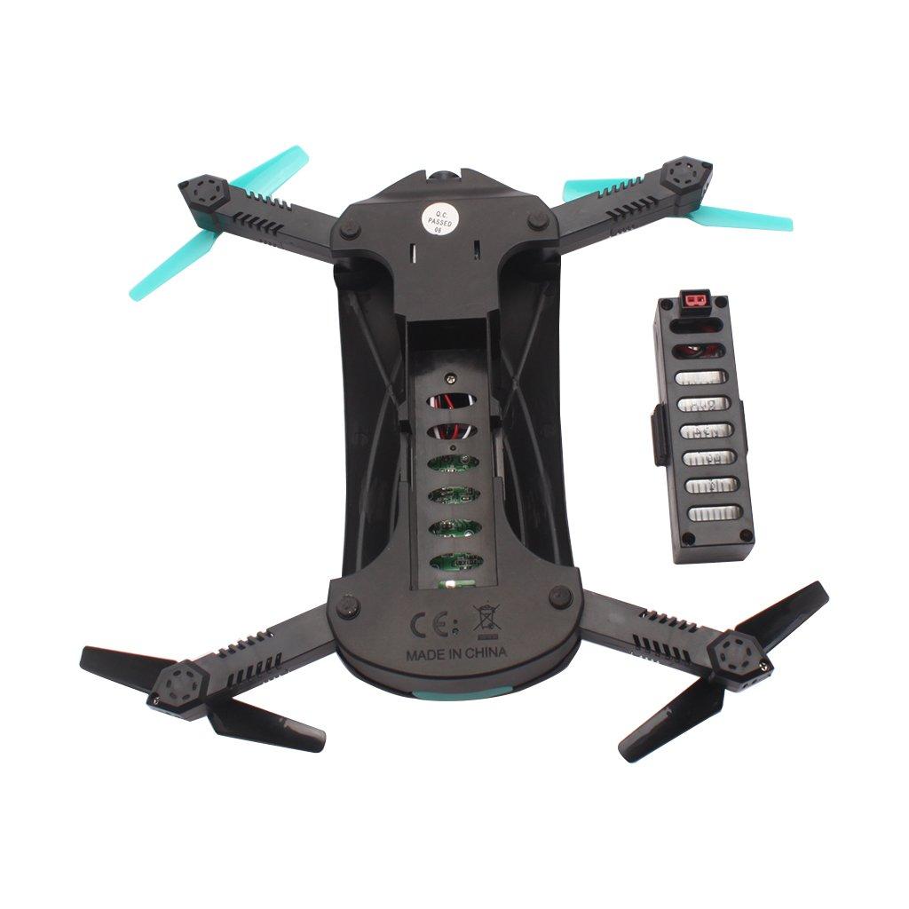Kofun Mini Drohne, Drohne, Drohne, Mini Drohne Faltbare WiFi HD FPV 0.3MP Kamera Quadcopter Selfie Für RC Drohnen JY018 Flugzeuge 6ddd84