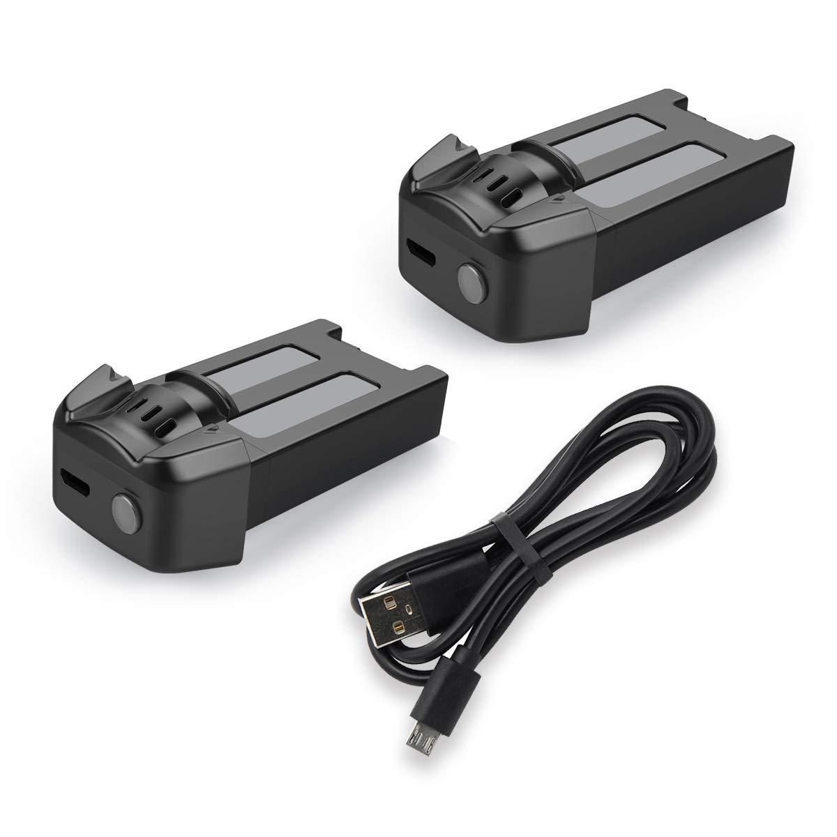 Potensic T18 Original Battery Modular 3.7V 1000mAh - Pack of 2 by Potensic