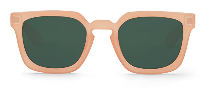 Mr Boho Peach SALESAS with Classical Lenses, Gafas de sol Unisex, 49