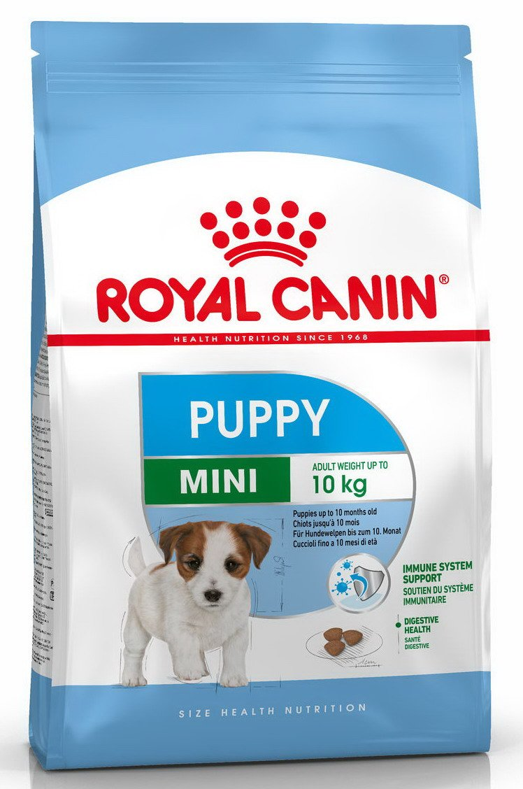 Royal Canin - Royal Canin Mini Puppy Contenances : 2 kg 02RCMJ2K