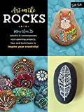 img - for Art on the Rocks: More than 35 colorful & contemporary rock-painting projects, tips, and techniques to inspire your creativity! book / textbook / text book