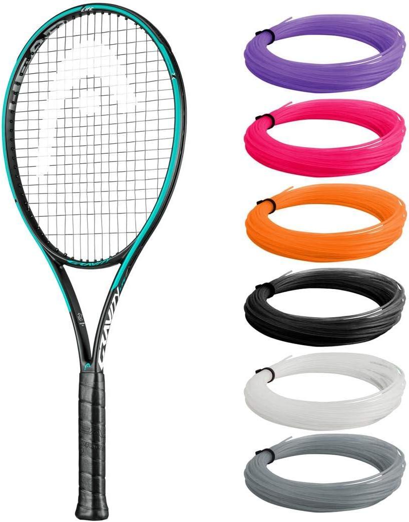 Amazon.com : Head Graphene Gravity Lite Tennis Racquet ...
