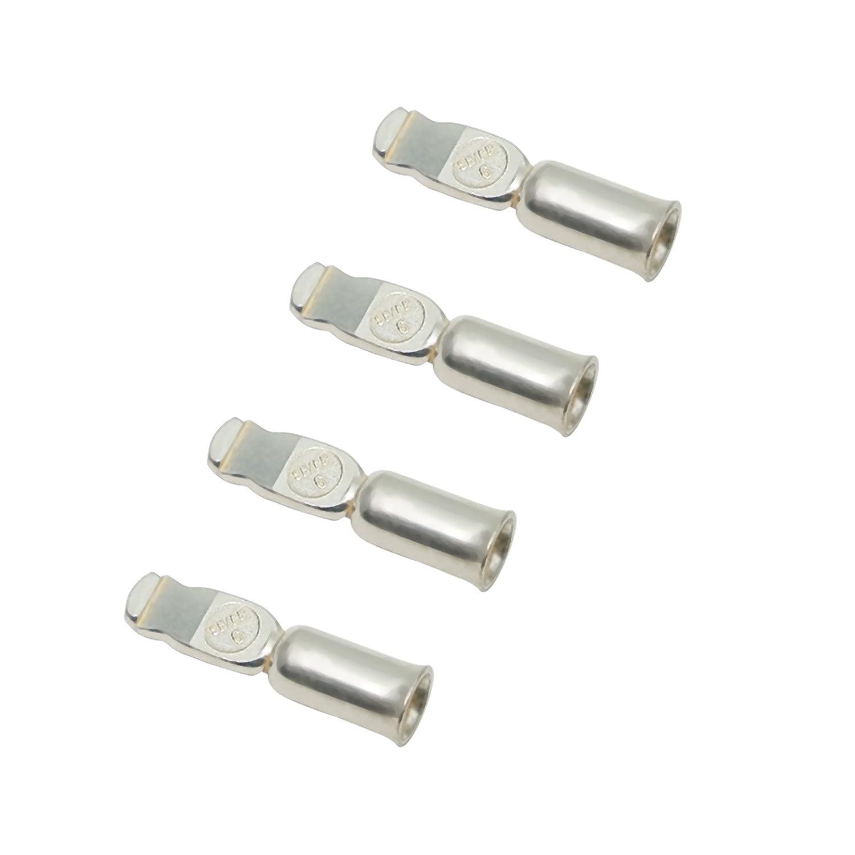 Spurtar 50A Cavo del cavo della batteria Collegamento rapido Scollegamento dellutensile di scollegamento Certificato UL Adatta per cavo da 6 a 8 Gauge e 12-36 Tensione