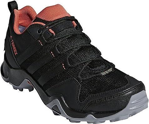 Mendicidad Anfibio estoy de acuerdo  Amazon.com: adidas Terrex AX2R GTX - Zapatillas de deporte para mujer: Shoes
