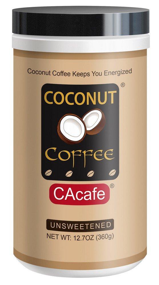 Coconut Coffee #38505 (No Sugar Added)