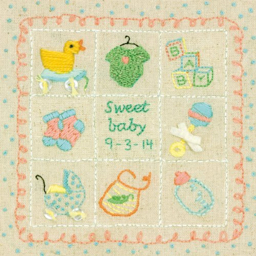 Dimensions Crafts 72 74051 Sampler Embroidery