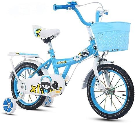 K-G Bicicleta Infantil Bicicletas De Los Niños Niños De La Bici ...