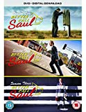 Better Call Saul: Seasons 1-3 [DVD] [2017]