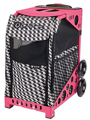 Houndstooth Carrier - 7