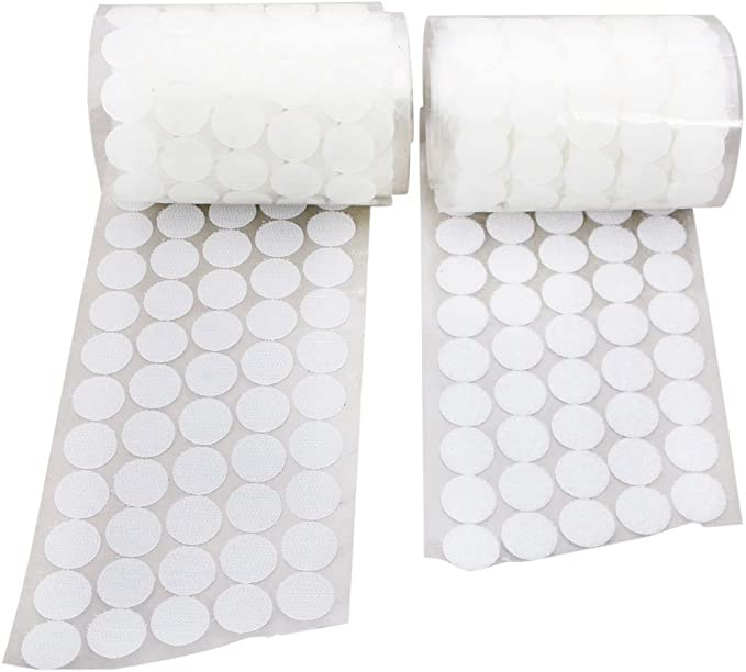 SETS GENUINE VELCRO DOT COIN HOOK LOOP see details...FREE SHIP 25 $4 or less
